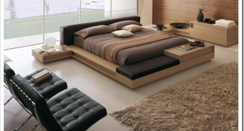 Contemporary Bedroom Design Modern Stylish Beds