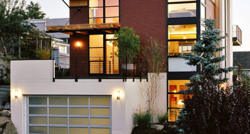 Contemporary Exterior Design Photos