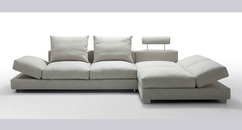 Contemporary Fabric Sectional Sofas Baxton Studio Adelaide