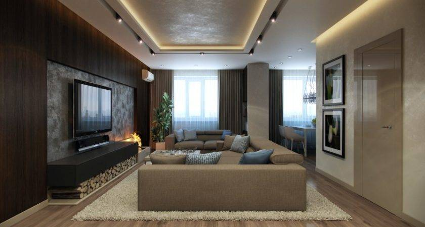 Contemporary Homes Open Plan Layouts