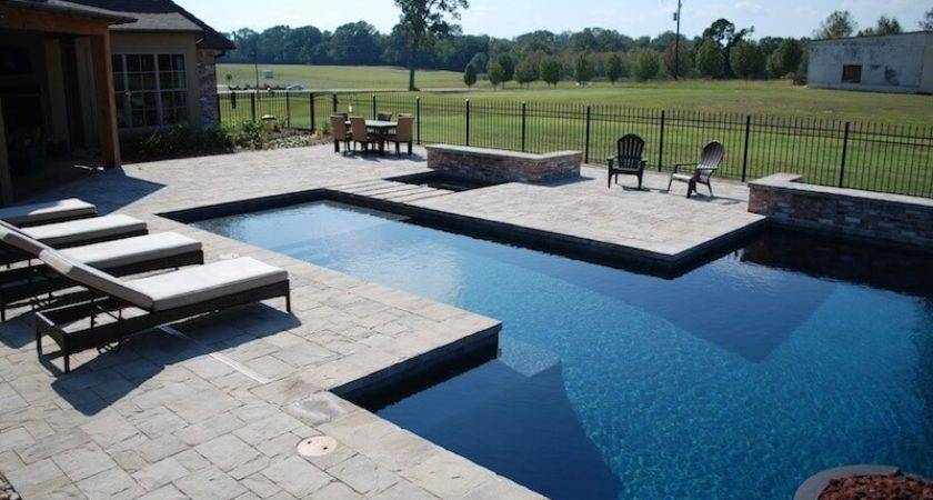 Contemporary Pools Lafayette Pool