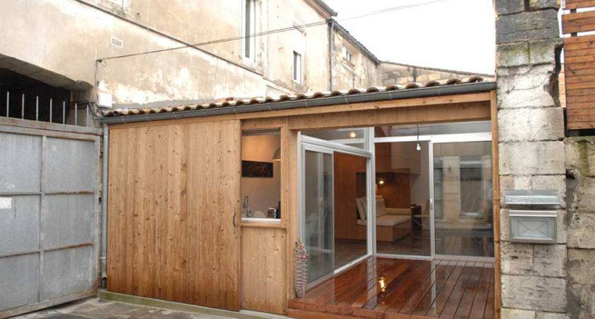 Converted Parking Garage Home Tiny House Swoon