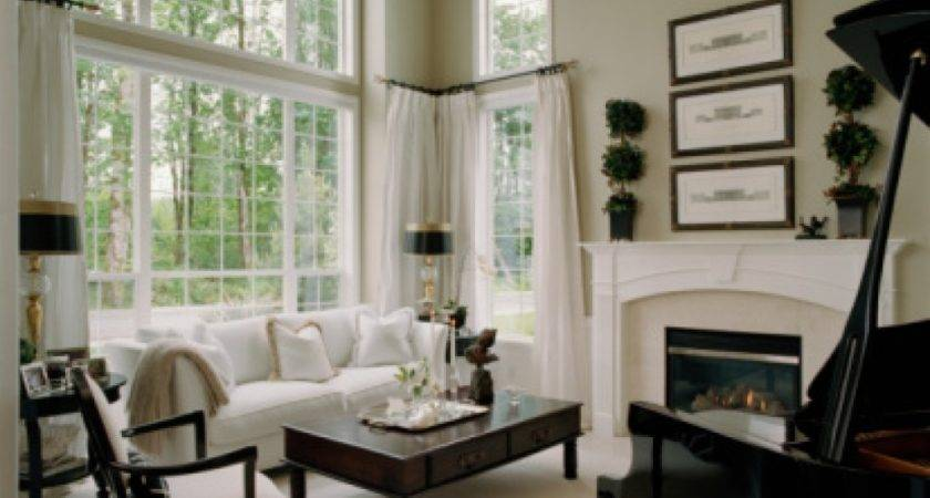 Cool Bay Window Decorating Ideas Shelterness Star