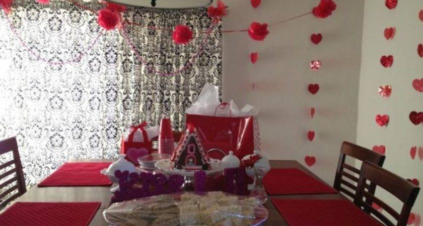 Cool Beautiful Valentine Day Table Decorations