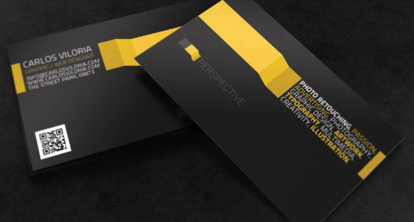 Cool Business Cards Psd Vector Eps Format