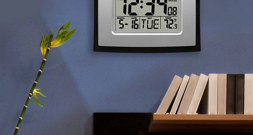 Cool Digital Clocks Home Office High Quality