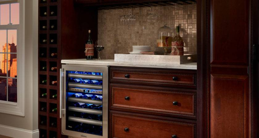 Cool Dual Zone Wine Cooler Kitchen Other Metro