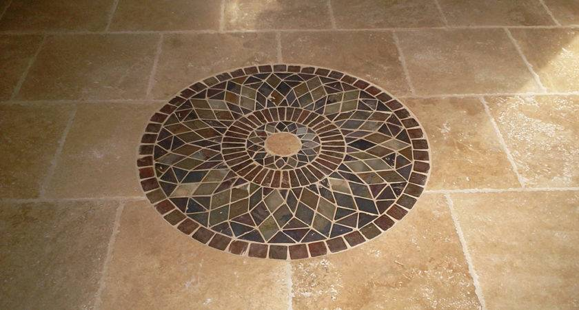 Cool Ideas Travertine Tile Bathroom Floor
