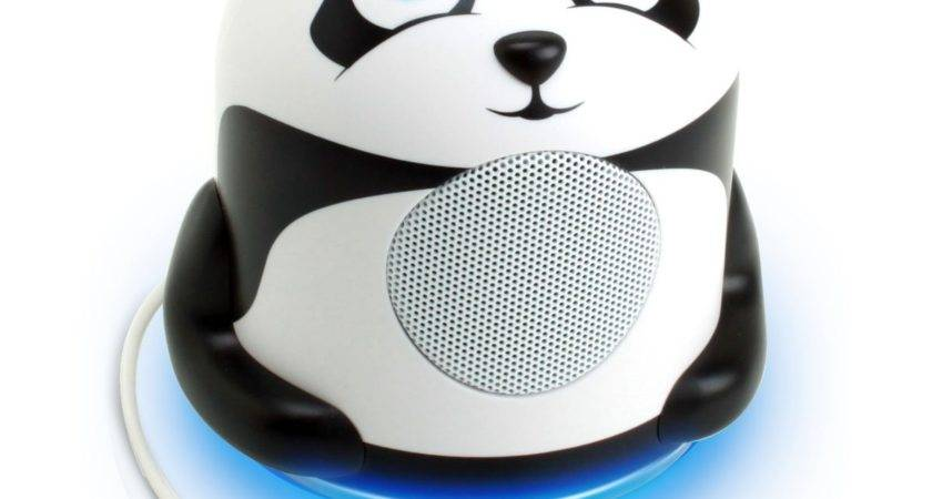 Cool Panda Inspired Products Designs