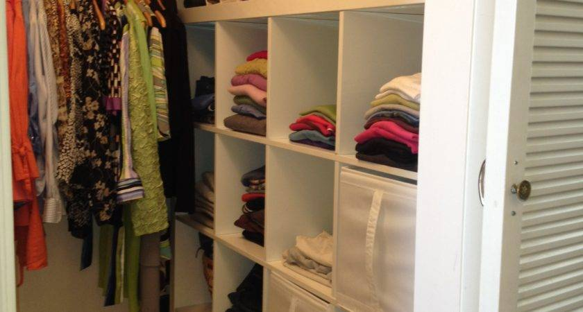 Cool Small Walk Closets Ideas Best Awesome