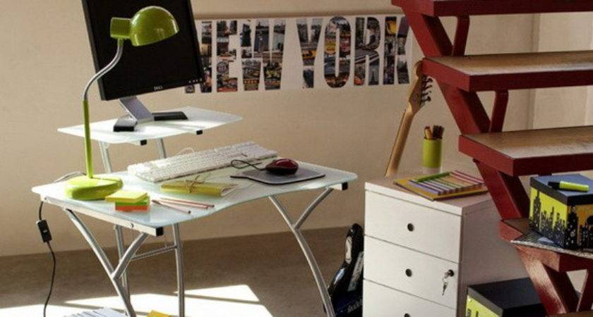 Cool Study Desk Designs Teen Bedroom Stylish Eve