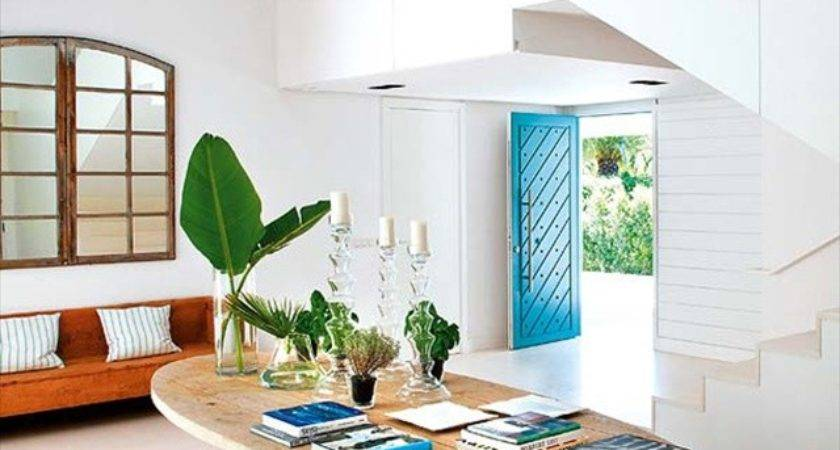 Cool Welcoming Summer Inspired Interiors
