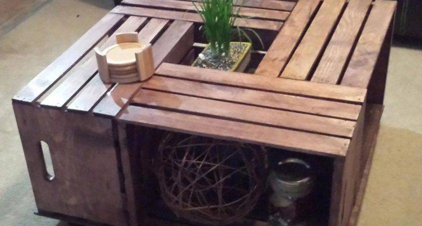 Cool Wooden Tables Furniture Can Yourself Home