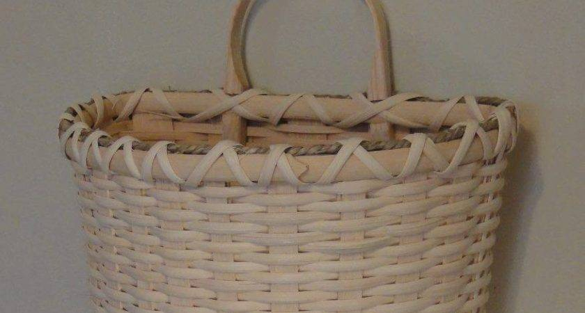 Cootie Coo Creations Purse Wall Hanging Basket Katie
