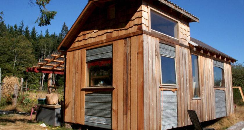Cortes Island Portable Cabins Tiny Home