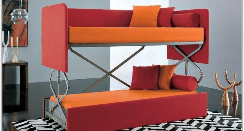 Couch Turns Into Bunk Bed Uncategorized
