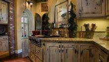 Country Kitchen Cabinets Home Interior Design