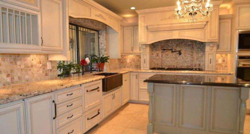 Country Kitchen Farmhouse Sink Complex Granite