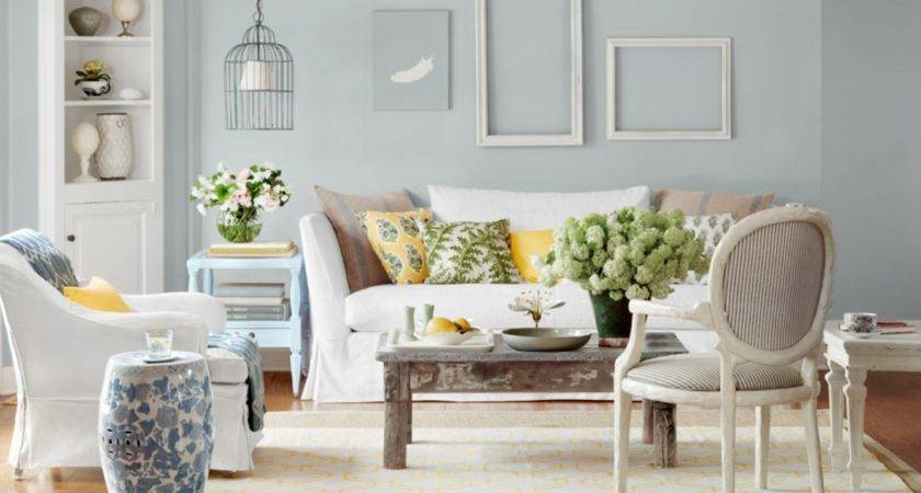 Country Style Paint Colors Home Decoration