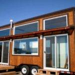 Couple Builds Tiny House Wheels Toronto Cbc News