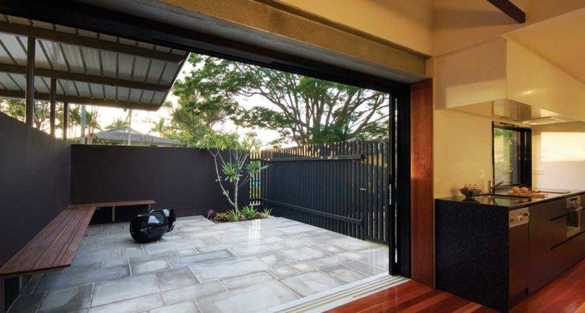 Courtyard Home Designs Also Small House Trends