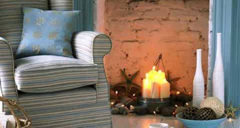 Cozy Candle Fireplace Sofa Furniture