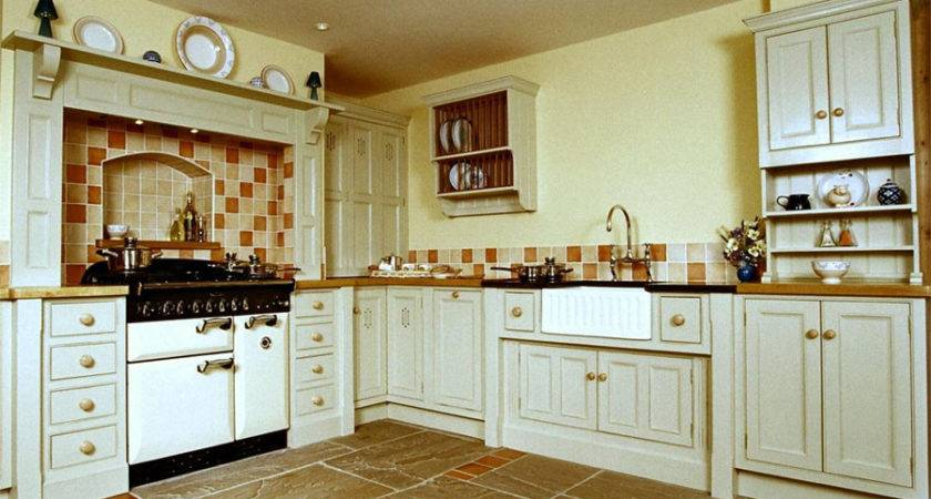 Create Country Kitchen Solid Oak
