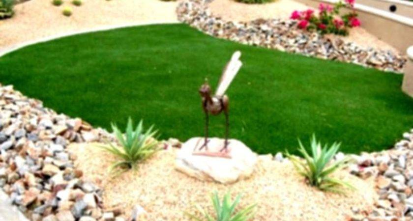 Create Low Maintenance Landscaping Ideas Front