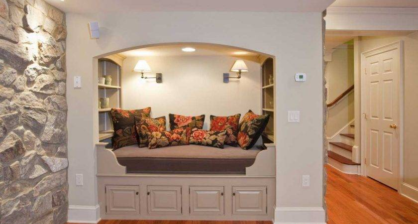 Creative Basement Remodeling Ideas Small Spaces