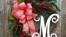 Creative Christmas Wreath Ideas Beautify Your