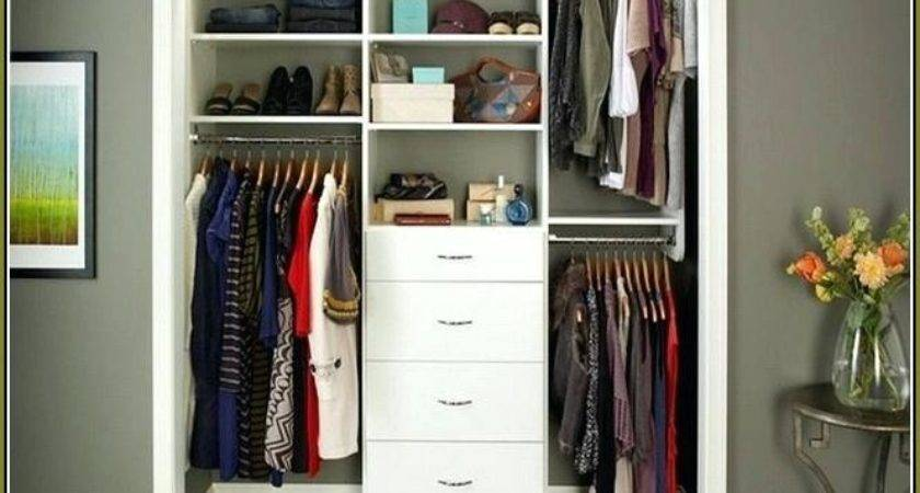 Creative Closet Ideas Small Spaces Decorating