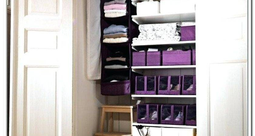 Creative Clothes Storage Solutions Small Spacessmart