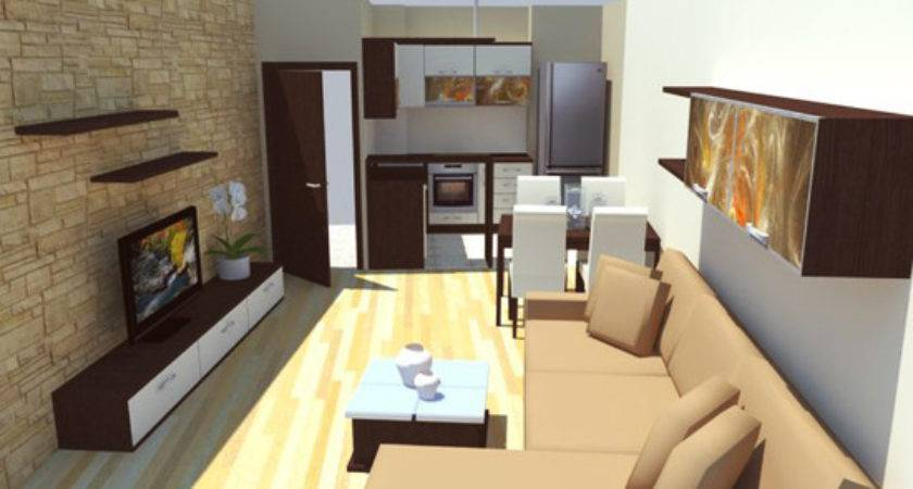 Creative Ideas Small Apartment Home Designs Project