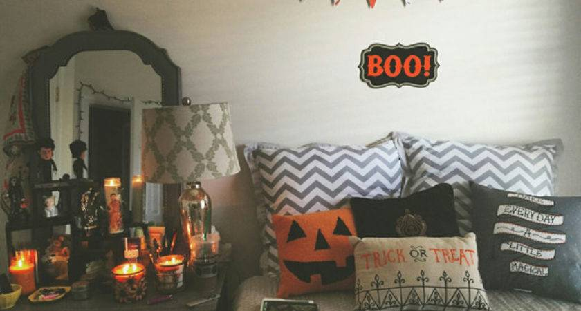 Creative Way Interior Halloween Decorations Ideas