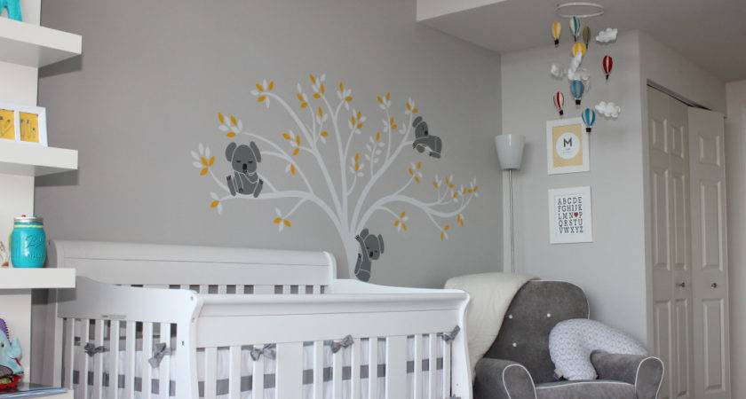 Critical Things Consider Designing New Baby Room