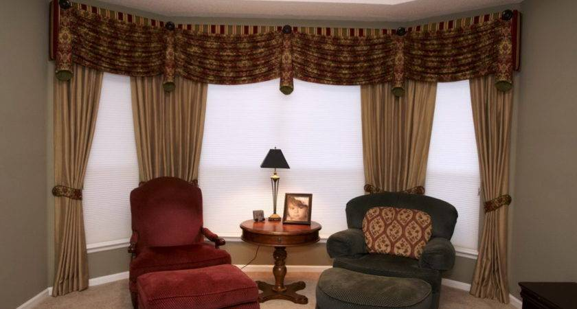 Curtain Design Ideas Large Windows Home