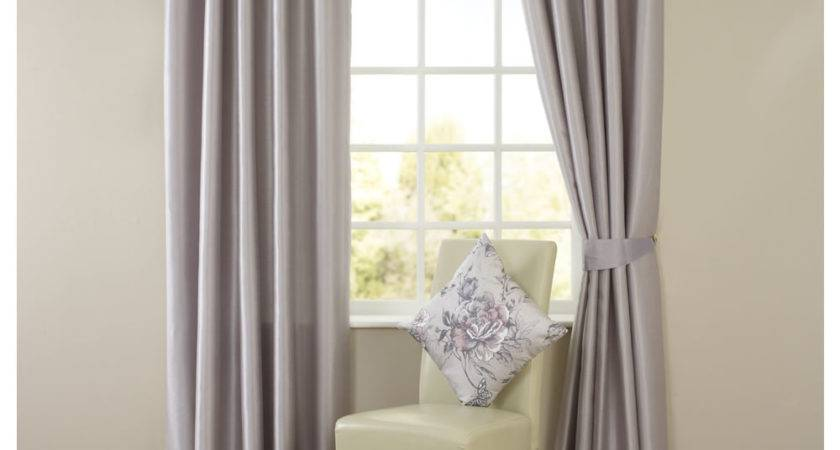 Curtain Ideas Large Windows Especially Created