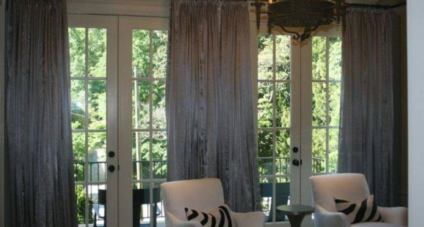 Curtain Marvelous Curtains Large Windows Decor