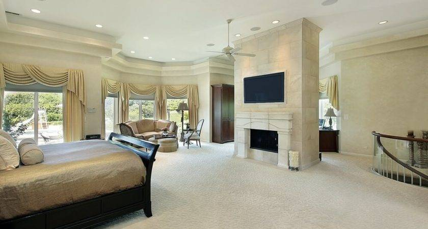 Custom Luxury Master Bedroom Designs