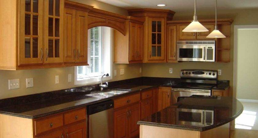 Dark Cream Wall Paint Colors Small Kitchens Brown