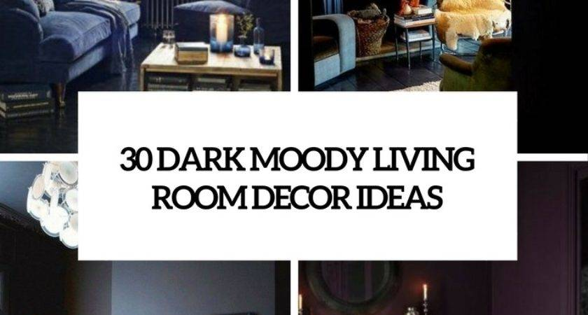 Dark Moody Living Room Cor Ideas Digsdigs