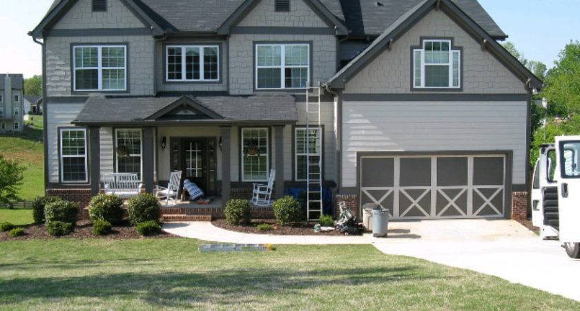 Decent Home Exterior Design House Colors