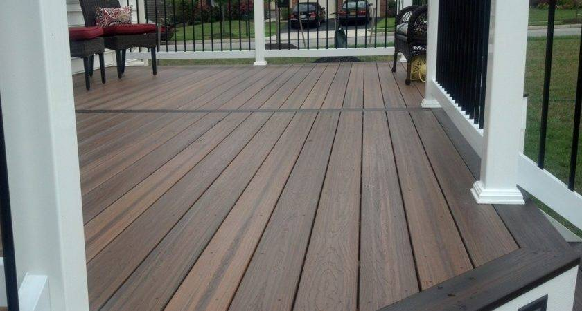 Deck Glamorous Pvc Decking Lowes Composite Boards