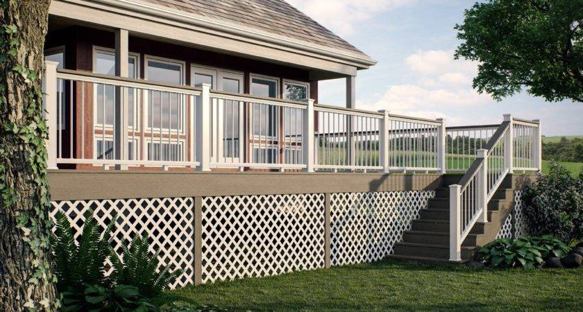 Decks Deck Railing Ideas
