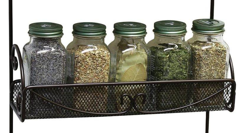 Decobros Tier Wall Mounted Spice Rack