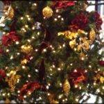 Decorate Christmas Tree Professionally Youtube