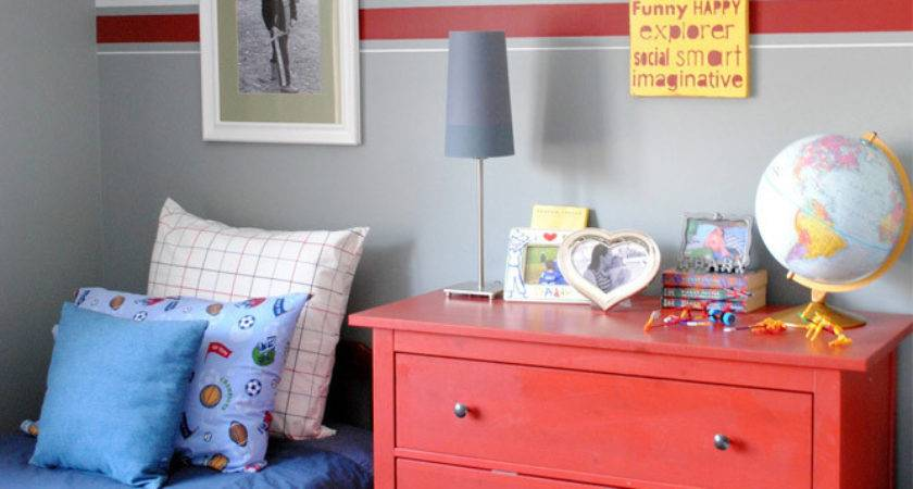 Decorate Little Boy Room Primary Colors