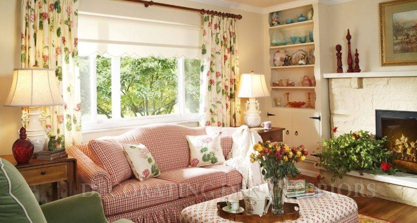Decorating Small Spaces Casual Cottage