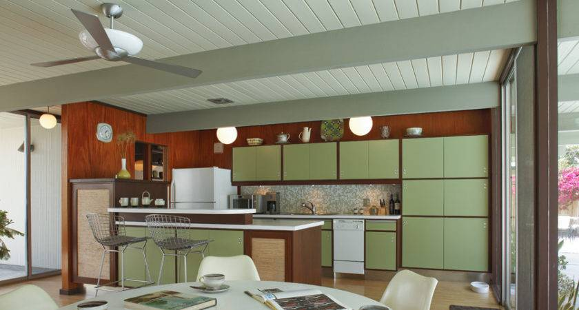 Decorating Your Mid Century Modern Kitchen Ocmodhomes