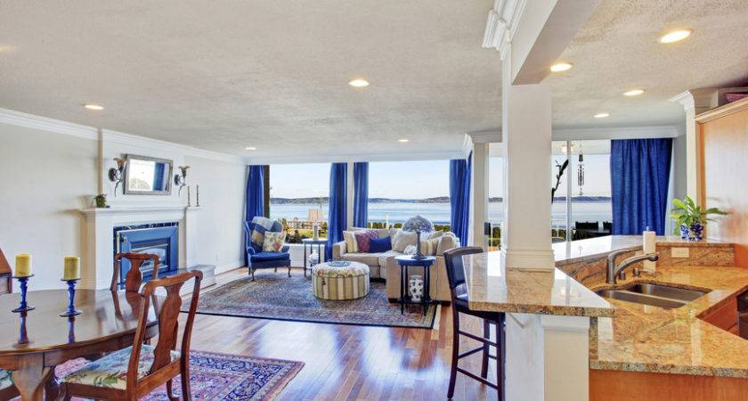 Decorating Your Open Floor Plan Guild Hall Home